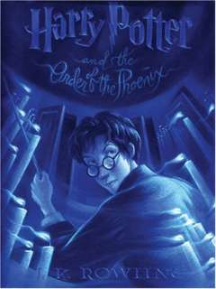 Harry Potter and the Order of the Phoenix (Book 5)Books