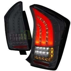Toyota Prius Fiber Optic LED Tail Lights Smoke   Full LED Automotive