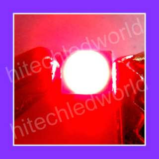 100p SMD SMT 0805 Bright RED LED Lamp Light 800mcd