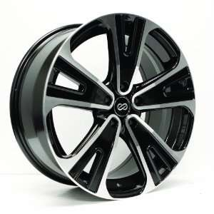 SVX (Black Machined) Wheels/Rims 5x127/5 (475 880 7350BKM) Automotive