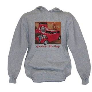 American Heritage, Hot Rod Made in the USA Sweatshirt by Hot Rod