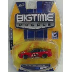 Jada Toys 1/64 Scale Diecast Dub City Big Time Muscle Wave