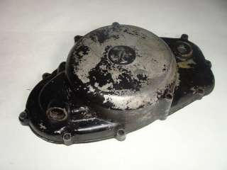 1973 Honda Elsinore CR250 Engine Side Clutch Cover   Image 03