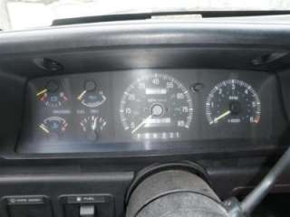 87 88 89 FORD FORD F150 PICKUP Speedometer (head only