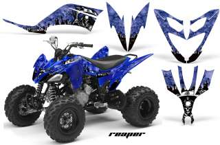 AMR RACING GRAPHICS STICKER DECAL KIT YAMAHA RAPTOR 250