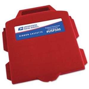 United States Postal Service USP300 Inkjet Cartridge INKCART,PB POST