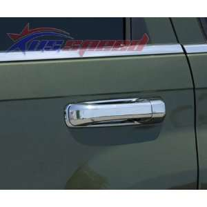 2009 UP Dodge Ram 1500 Chrome Door Handle Covers 2DR