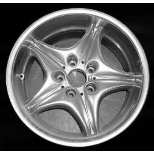 BMW Z3 ALLOY WHEEL RIM 17 INCH, Diameter 17, Width 9 (5 TRIANGLE SPOKE