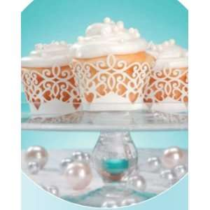 David Tutera Wedding Cupcake Wrappers