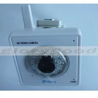 TENVIS White Wireless Security IP Camera WiFi Webcam CCTV US