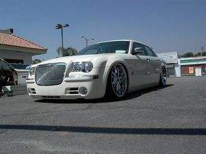 Dodge Charger, Magnum, Chrysler 300 300C Air Ride Kit