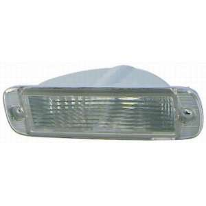 CHEVY / GMC VAN&EXPRESS/SAVANA 96 00 Parking Corner Light