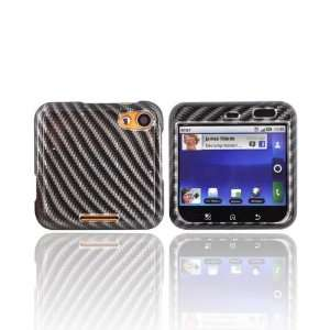 CARBON FIBER For Motorola Flip Out Hard Case Cover Electronics