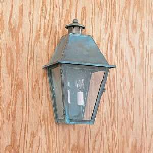 SPJ Lighting SPJ35 02 Half Wall Mount Lantern, 120V