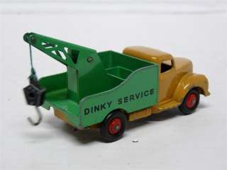 Dinky 430 Commer Break Down Tow Truck Diecast Model Toy