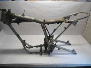 1971 BSA Gold Star 250 B25 Frame Body Chassis   Image 05