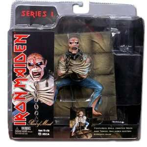 NECA Iron Maiden Eddie Piece of Mind Action Figure