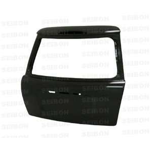 2002 2004 BMW MINI COOPER   OEM Style CARBON FIBER TRUNK