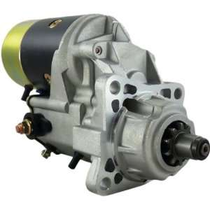 This is a Brand New Starter Fits Caterpillar Lift Trucks R70 R80 1989