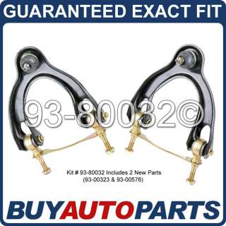 BRAND NEW LEFT & RIGHT FRONT UPPER CONTROL ARM KIT FOR HONDA CIVIC