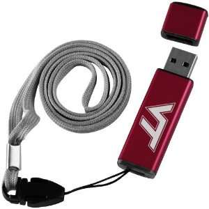 Maroon 4GB Spirit Stick USB Flash Drive