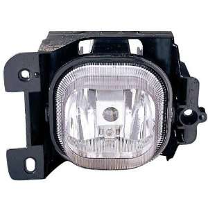 OE Replacement Ford Ranger Driver Side Fog Light Assembly