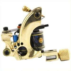 Pure copper Custom Handmade Cuprum Brass Tattoo Machine Gun e010604