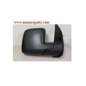 RIGHT SIDE (PASSENGER), POWER DUAL SIDE MIRROR GLASS with PUDDLE LIGHT