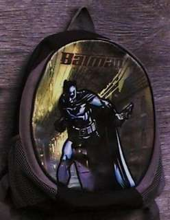 for BOYS who like Batman and need a heavy duty backpack for school