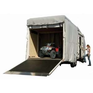 Classic Accessories 80 026 181001 00 PolyX 300 Grey Toy Hauler Cover