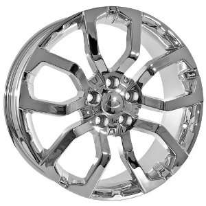 20 Inch Land Rover Wheels Rims Chrome (set of 4