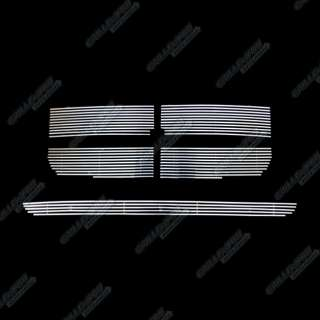 02 05 Dodge Ram Regular Model Phat Billet Grille Combo