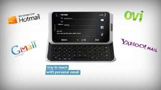 Nokia E7 00 Unlocked GSM Phone with Touchscreen, QWERTY