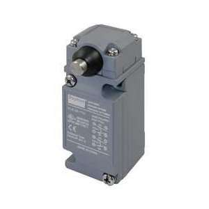 Dayton 12T882 Limit Switch, DPDT, Horiz, Side Push Rod