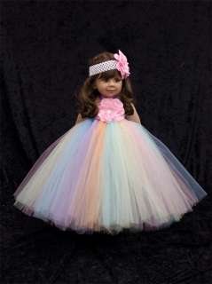 BABY TODDLER TUTU DRESS SKIRT FULL POOFY FLOWER GIRL FAIRY AGE NEWBORN