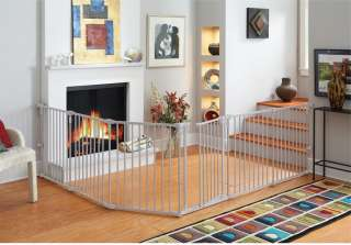 North States Superyard 3 in 1 Metal Gate Baby