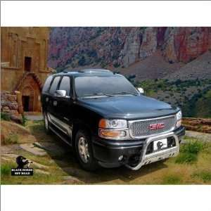 Horse Stainless Steel Bull Bar 02 06 Cadillac Escalade Automotive