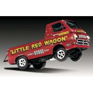 LINDBERG   1/25 Little Red Wagon Truck (Plastic Models