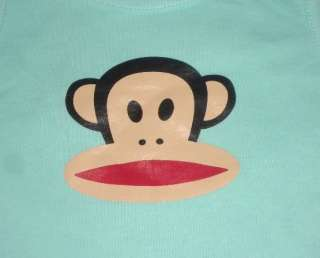NEW~NWT~PAUL FRANK~JULIUS MONKEY~2PC UNDERWEAR~TANK TOP~KIDS~GIRLS