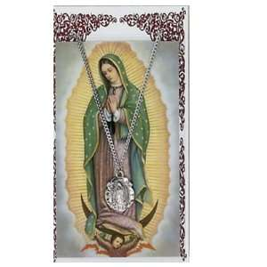 Our Lady of Guadalupe Prayer Card Set