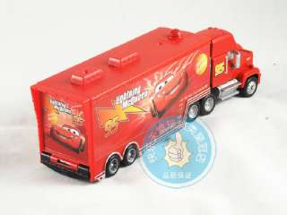 Disney Moive Cars The Big Size MACK TRUCK 22CM LOOSE