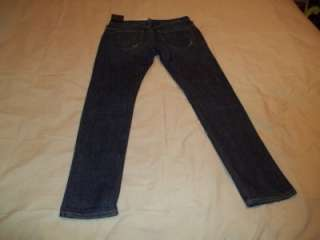 new gap mens slouchy slim jeans size 29X30