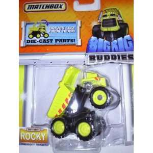 Matchbox Big Rig Buddies Rocky the Robot Truck Toys & Games