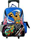 Scooby Doo Mystery Machine Van KIDS Backpack Bag Tote items in