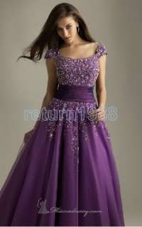 description of the dress new elegant cap sleeve evening dress fashion