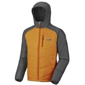 Mountain Hardwear Mens Hooded Compressor Jacket Sports