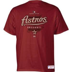 Houston Astros  Brick  Authentic Collection Momentum T
