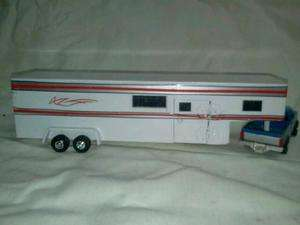 TOY HAULER/CARGO TRAILER WITH LIVING QUARTERS