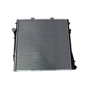 2594 BMW X5 1 Row Plastic Aluminum Replacement Radiator Automotive
