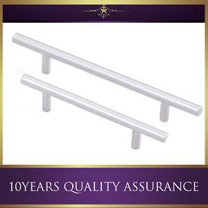 Aluminum Kitchen Cabinet Hardware Bar Pull Handle UF